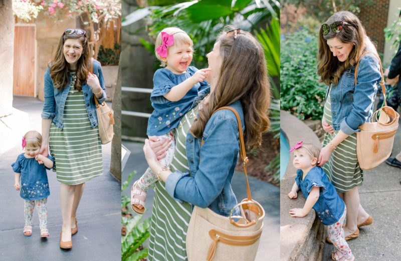 Budget friendly spring styles for mommy and me thanks to Walmart   #springfashion #mommyandme   Crazy Together blog