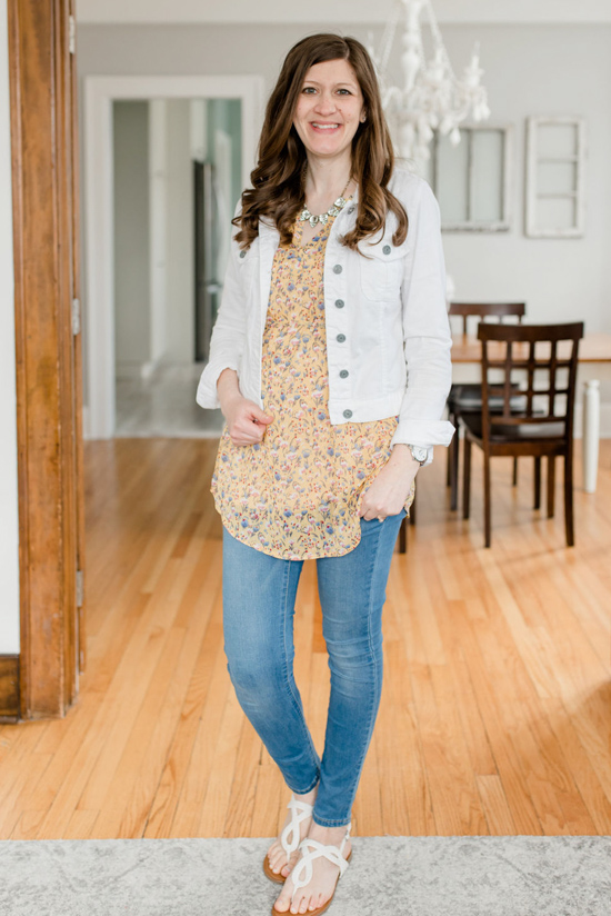 Cora Maternity Blouse from Skies are Blue Maternity | Stitch Fix maternity review | Maternity Stitch Fix| Stitch Fix clothes #stitchfix | Crazy Together blog