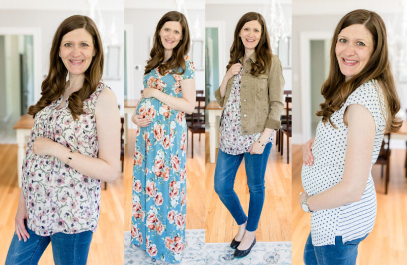 Stitch Fix Maternity Box - Summer 2019 | Stitch Fix | Stitch Fix clothes | Stitch Fix maternity | pregnancy fashion | Crazy Together blog
