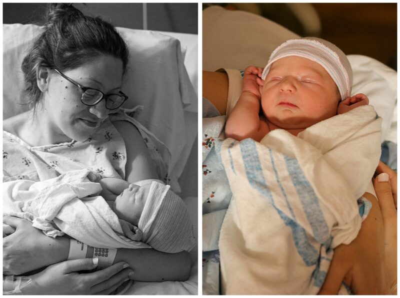 Dessa's Birth Story