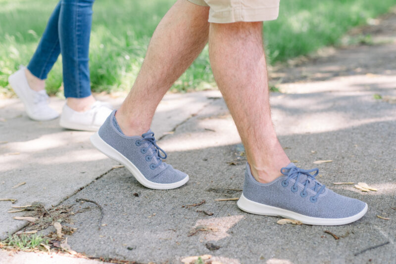 His & Her Allbirds Review - Everything you need to know | Fashion | comfortable shoes | Crazy Together blog