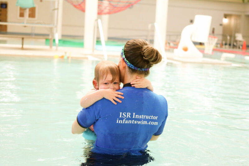 Curious about ISR lessons but aren't sure what to expect? Here's an in-depth look at our experience with ISR swim for our toddler