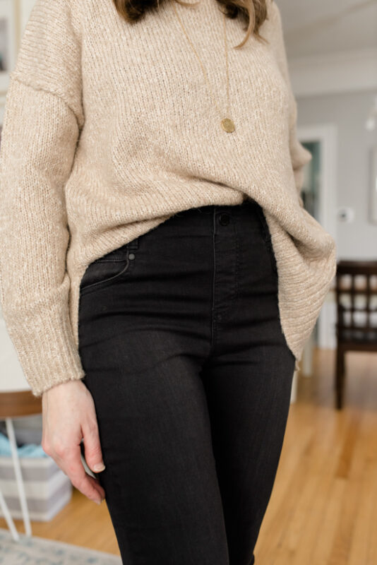 Liverpool Gia Glider Pull-On Skinny Jean - February Stitch Fix review