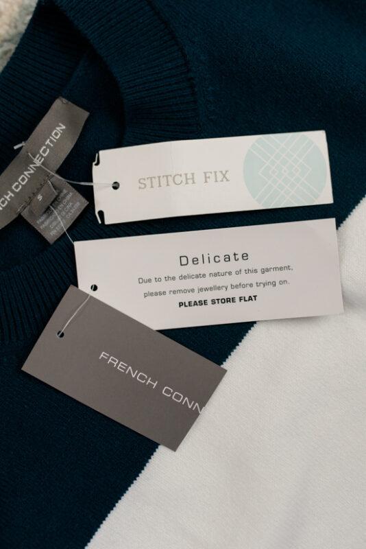 Stitch Fix clothing tags - Stitch Fix review
