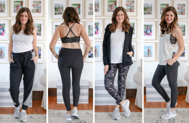 I was shocked at how my self-confidence grew while trying on the clothes from my Wantable Active Edit. Here's my honest review of the service. The fitness clothes are great for any season: spring, summer, fall or winter. December 2020 Wantable Active Edit Try-On + Review
