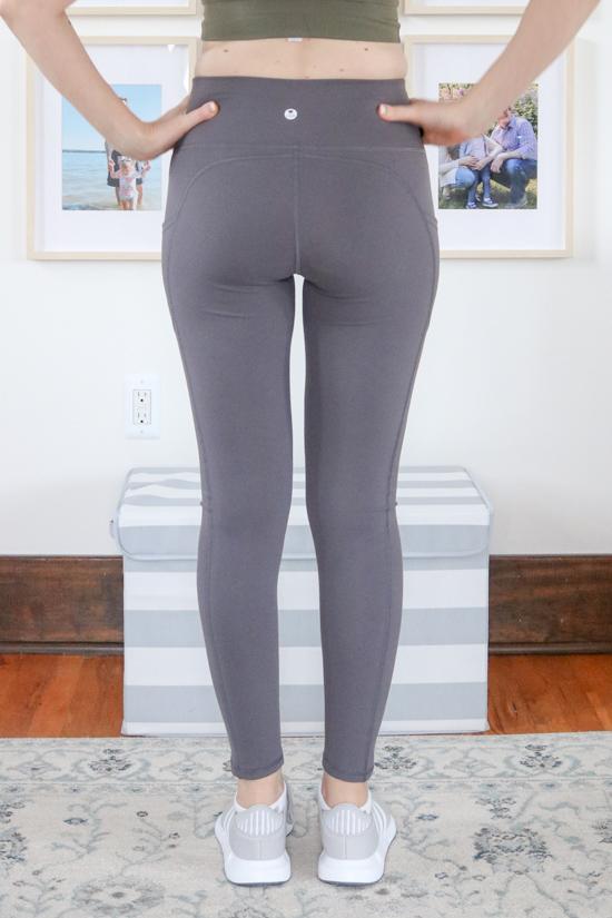 IUGA High Waist Yoga Pants with Pockets($24)