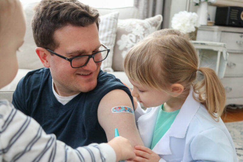 It's Not Too Late to Get Your Flu Shot | Crazy Together blog
