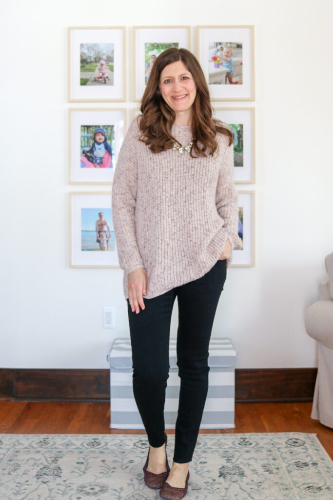 Wantable Style Edit Try-On + Review - Crazy Together blog